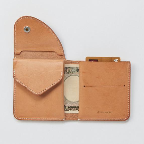 エンダースキーマ「wallet」の内装