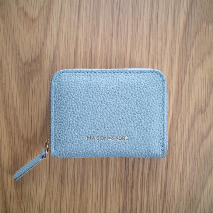 エゾンドサブレのミニ財布